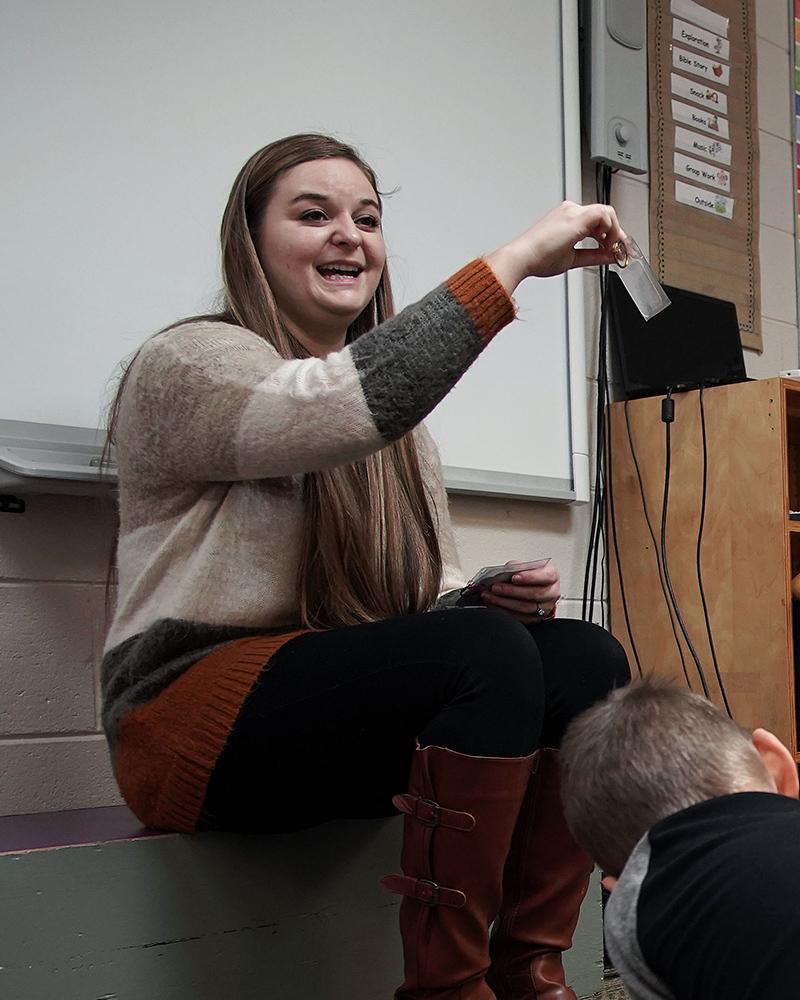 Bethany Anderson, Preschool Teacher