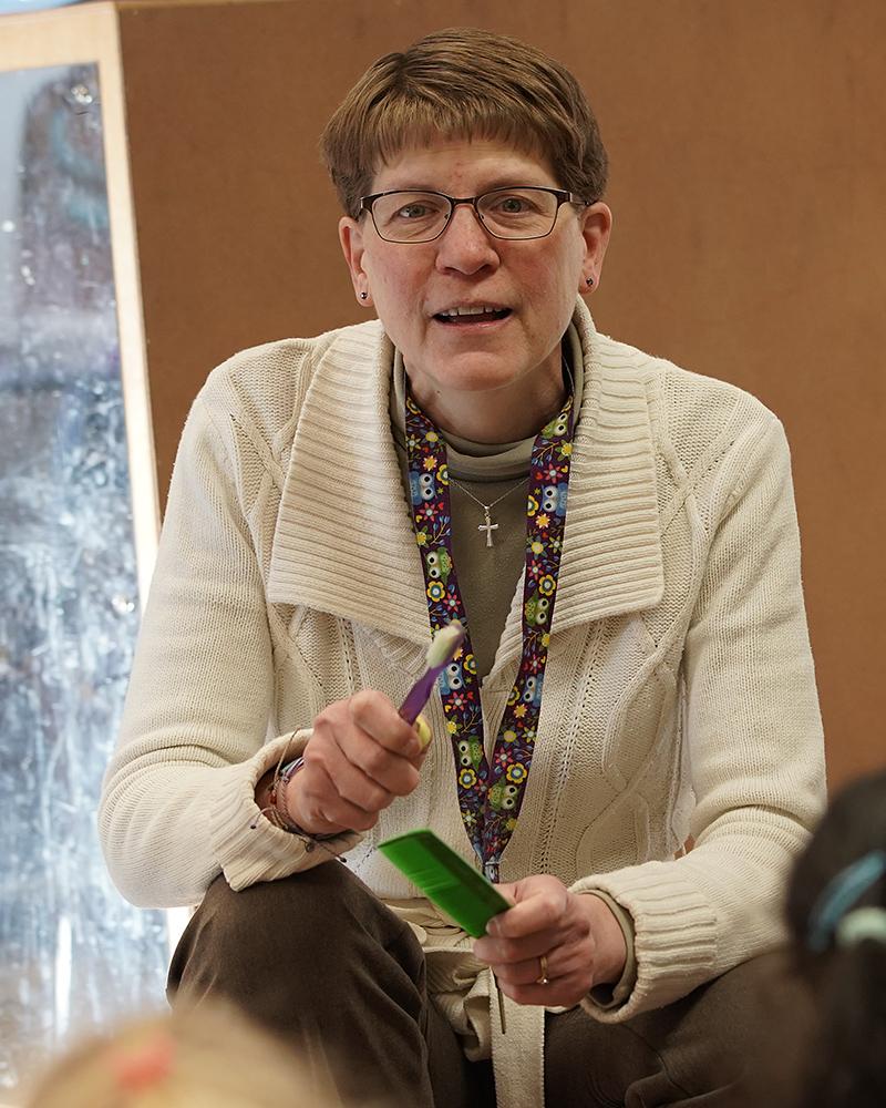 Jenny Raasch, Preschool Teacher
